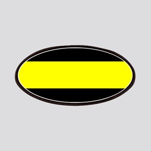 The Thin Yellow Line Patch