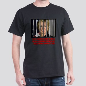 HILLARY TOO BIG TO JAIL T-Shirt