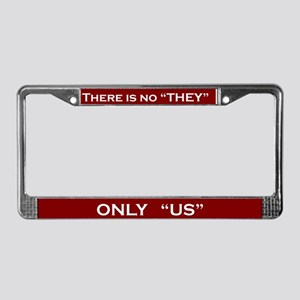 Only US License Plate Frame