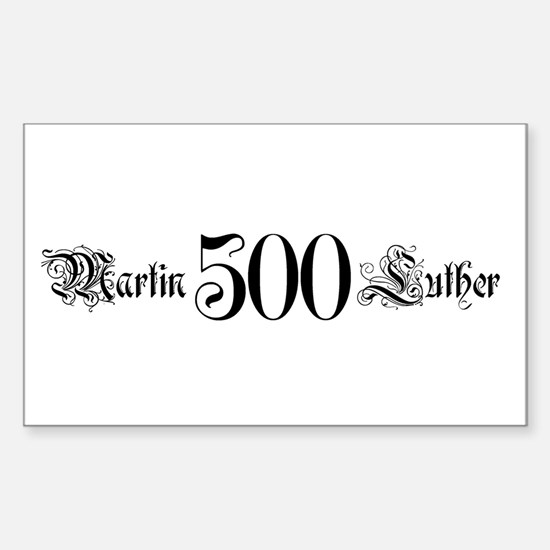 martin500luther Decal