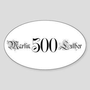 martin500luther Sticker