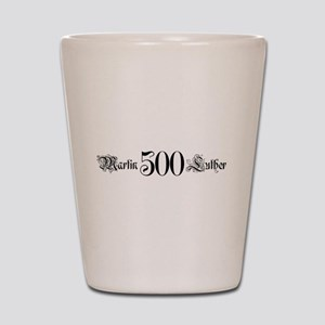 martin500luther Shot Glass