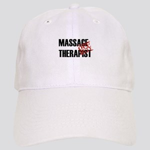 Off Duty Massage Therapist Cap