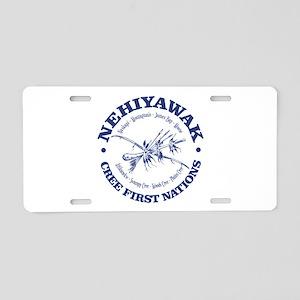 Cree Aluminum License Plate