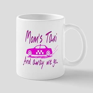 Mom's Taxi Mugs