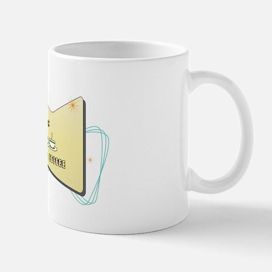 Instant Robot Mug