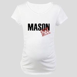 Off Duty Mason Maternity T-Shirt
