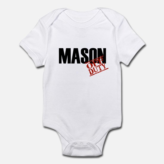 Off Duty Mason Infant Bodysuit