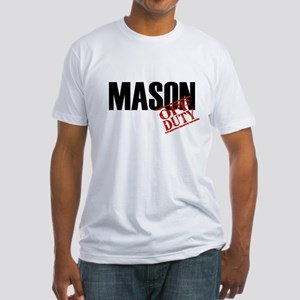 Off Duty Mason Fitted T-Shirt