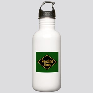 Reading Railroad Logo Stainless Water Bottle 1.0L