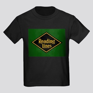 Reading Railroad Logo Green T-Shirt