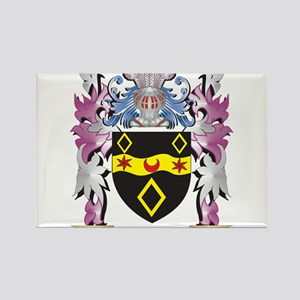 Mitchell Coat of Arms - Family Crest Magnets