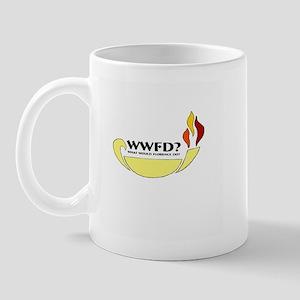 What Would Florence Do? Mug