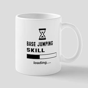 Base Jumping Skill Loading... Mug