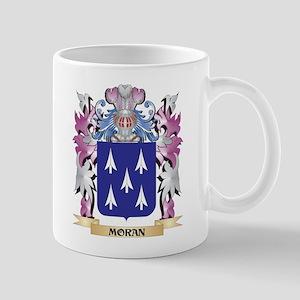 Moran Coat of Arms - Family Crest Mugs