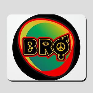 Bro Logo Mousepad