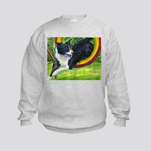 Agilty Dog Kids Sweatshirt