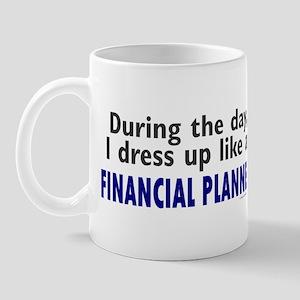 Dress Up Like A Financial Planner Mug