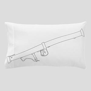 Bazooka AntiTank Weapon Pillow Case