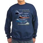 One Ships Journey Sweatshirt (dark)