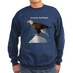 American Bald Eagle Sweatshirt (dark)