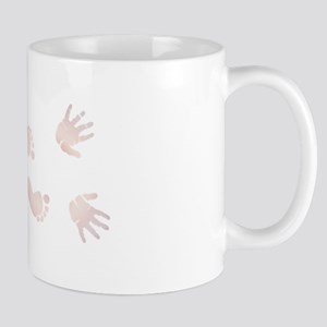 Baby Hands and Feet Prints by LH Mugs