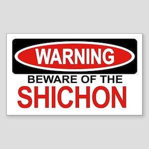 SHICHON Rectangle Sticker