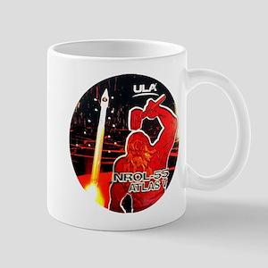NROL-55 Launch Mug