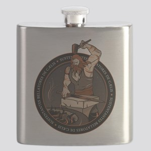 NROL-55 Program Flask