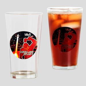 NROL-55 Launch Drinking Glass