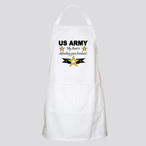 My Aunt is defending your fre BBQ Apron