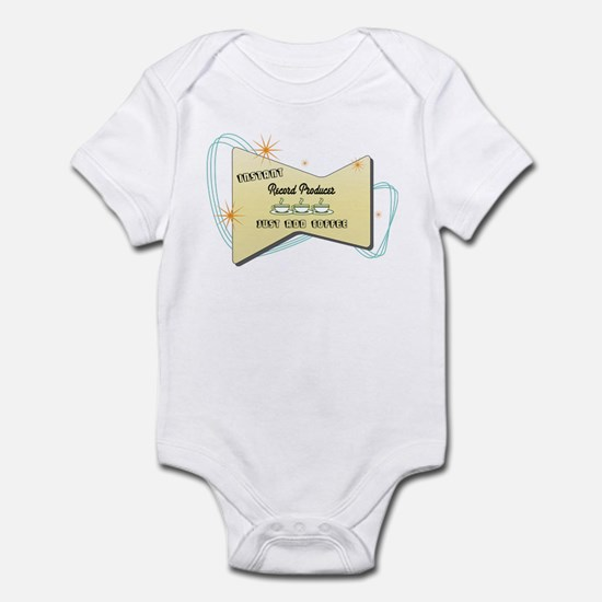 Instant Record Producer Infant Bodysuit