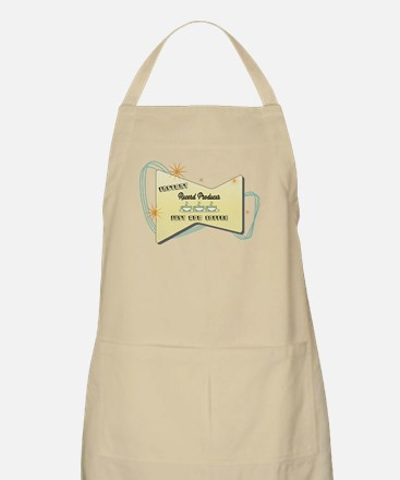 Instant Record Producer BBQ Apron