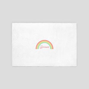 Dream Rainbow 4' x 6' Rug