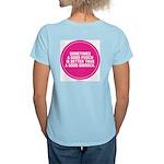 PINK GOOD SMOOCH Women's Light T-Shirt