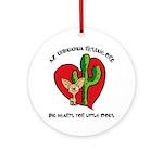 AZ Chihuahua Rescue Keepsake (Round)