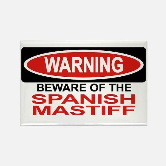 SPANISH MASTIFF Rectangle Magnet (100 pack)