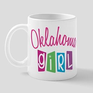 OKLAHOMA GIRL! Mug
