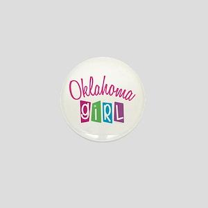 OKLAHOMA GIRL! Mini Button (10 pack)