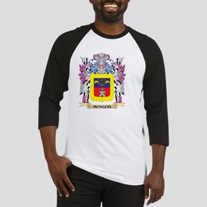 Munguia Coat of Arms - Family Cres Baseball Jersey