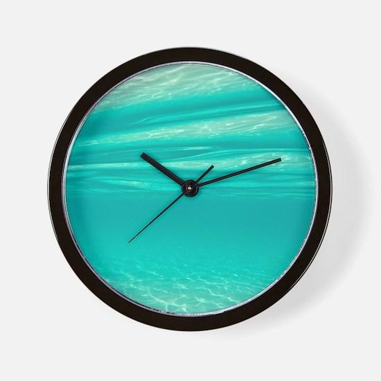 Unique C b b Wall Clock