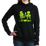 I Got Your Back Women's Hooded Sweatshirt