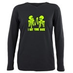 I Got Your Back Plus Size Long Sleeve Tee