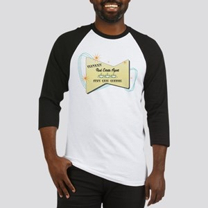 Instant Real Estate Agent Baseball Jersey