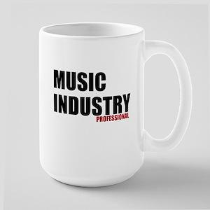MUSIC INDUSTRY PROFESSIONAL Mugs