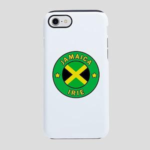 Jamaica iPhone 8/7 Tough Case