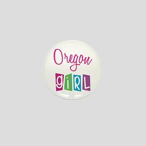 OREGON GIRL! Mini Button (10 pack)