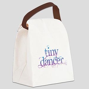 Tiny Dancer Canvas Lunch Bag