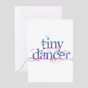 Tiny Dancer Greeting Cards