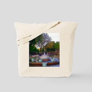 Water & Light Tote Bag